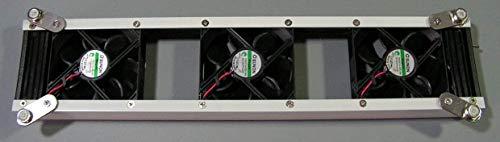 Heizkörperverstärker NanoZ Booster Heizkörper-Ventilator mit 3 ECO-Lüftern Heizkörper Verstärker