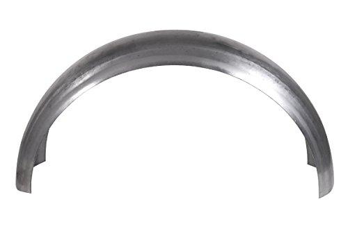 Universeller Heckfender aus Stahl, oberflächenverzinkt Breite: 180 mm Dicke: 1,5 mm ohne Bördelung.