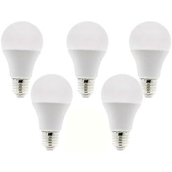 KHEBANG Bombillas LED E27 A60 18W Luz blanco Frío 6500K Equivalente a 150 W,no