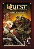 Quest - Zeit der Helden, Abenteuerband 1