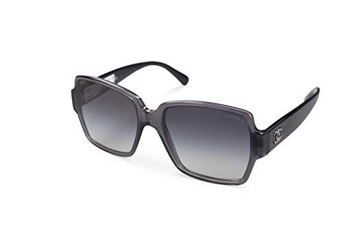 Chanel -  occhiali da sole - donna grigio grigio cristallo