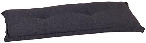 beo P112 Ascot BA2 Saumkissen für hochwertig und pflegeleicht, hoher Sitzkomfort 2-er Bank circa 100 x 45 cm, circa 6 cm dick