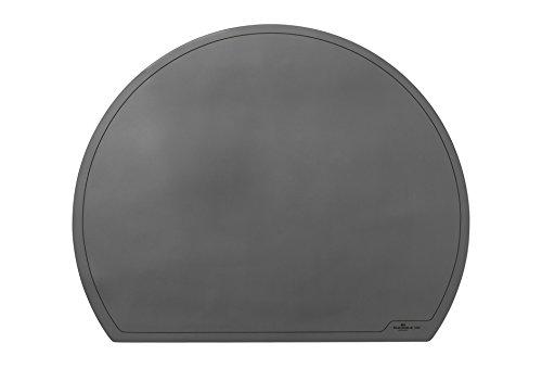 Durable 729501 Schreibunterlage halbrund (650 x 520 mm) schwarz
