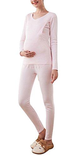 Schwangere Frauen Kompressionssocken, Frau Schwangere Leggings Strumpfhosen, Glatt Kniehöhe Professionell Reißverschluss Design (Kompression Juzo Schlauch)