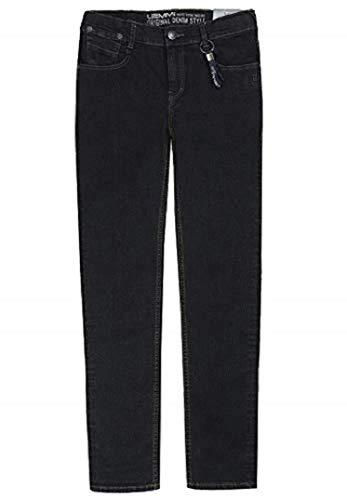 Lemmi Jungen Jeans Tight Fit Big 1881131134, BLau (Blue Black Denim 0011) 140