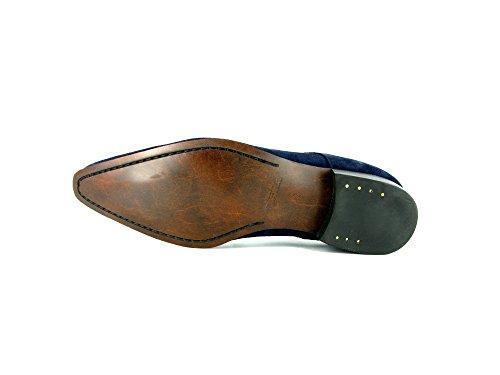 PIERRE CARDIN Chaussures Derby PC1605DA Marine Bleu