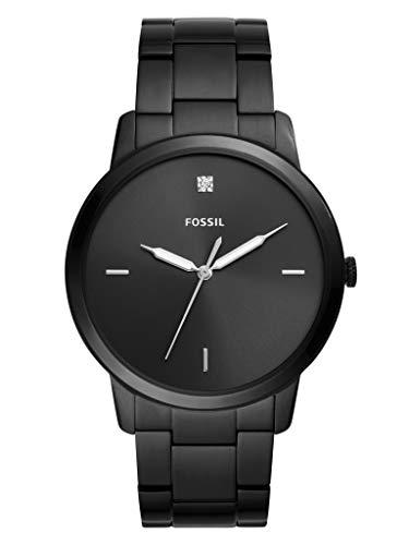 Quarz Uhr mit Edelstahl Armband FS5455 ()