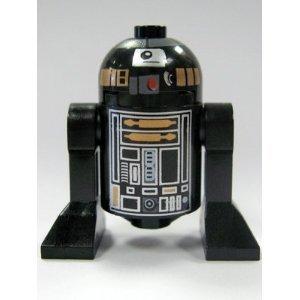 LEGO Star Wars - Minifigur R2-Q5 (Wars Star R2)