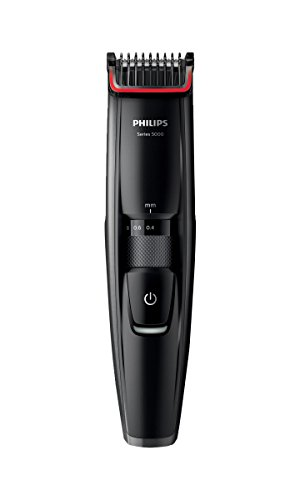 Philips Series 5000 Beard and Stubble Trimmer BT5200/13 with 17