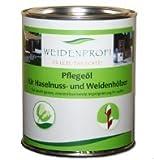 Pflegeöl WEIDENPROFI Holzpflegeöl Weidenöl Weidenpflegeöl 750 ml