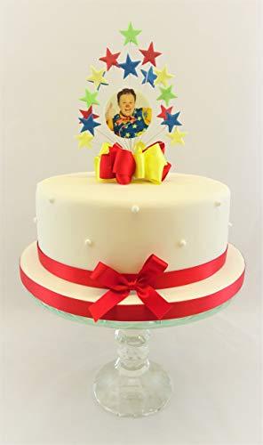 1 mètre «Anniversaire» Peppa Pig George Cartoon Grosgrain Ribbon gâteau fête artisanat