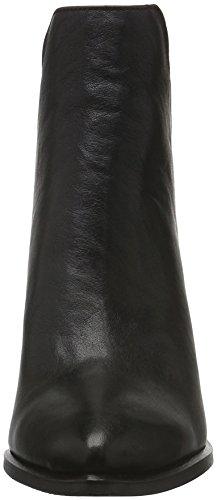 Hilfiger Denim - K1385hloe 1a, Stivali bassi con imbottitura leggera Donna Nero (Nero (black 990))