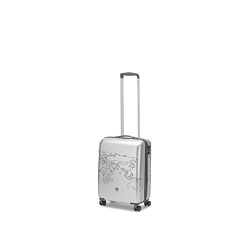 Cabin Trolley 4R - TODO2-Argento