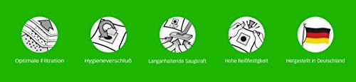 20 Staubsaugerbeutel + 2 Filter geeignet für SIEMENS Z4.0, Z 4.0, VSZ4G.., VSZ4GP.. Green Power, VSZ4GPX.., VSZ4G331, Z3.0, Z 3.0, VSZ3XTRM11, VSZ3.. Green Power, VSZ3B320 von SAUG-FREUnDE - 4