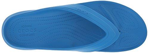 Crocs Classic, Unisex-Erwachsene Zehentrenner Blau (Ultramarine)