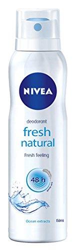 Nivea Fresh Natural Deodorant For Women, 150ml