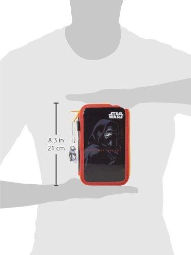 Simba – 86970 – Estuche Star Wars con 3 Compartimentos