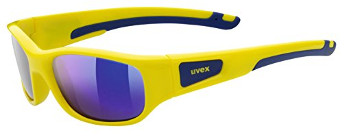 Uvex Kinder Sportbrille sportstyle 506 Yellow, One Size
