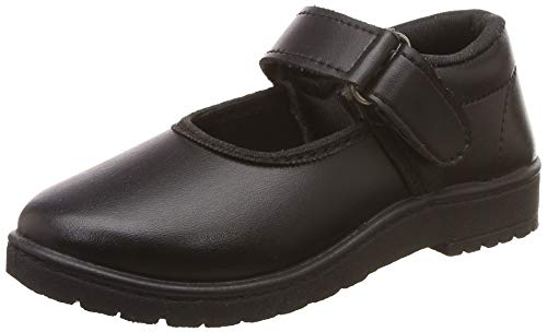 Lakhani Unisex Kid's Black Sneakers-10 UK/India (45 EU) (Good Time (VT) 205)