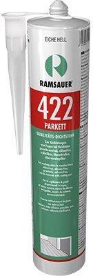 Parkett-dichtstoff (Ramsauer 422 Parkett Esche/Fichte/Kiefer Acryldichtstoff 310ml Kartusche)
