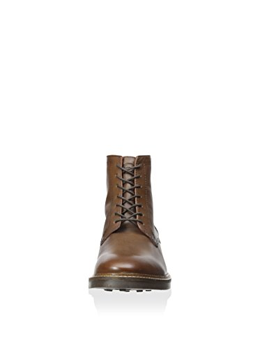 Base London Knole, Bottes Rangers homme brown
