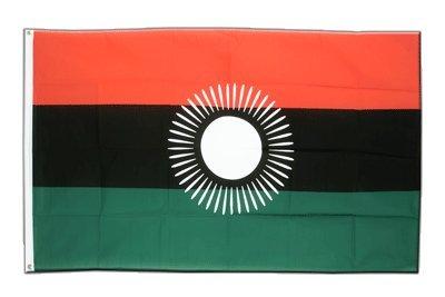 MaxFlags® drapeau Malawi nouveau 90x150cm