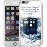 Telecharger Livres Dr Who Tardis Doctor Who Boite Citation pour iPhone et Samsung Galaxy iPhone 6 Plus iPhone 6S Plus Blanc (PDF,EPUB,MOBI) gratuits en Francaise