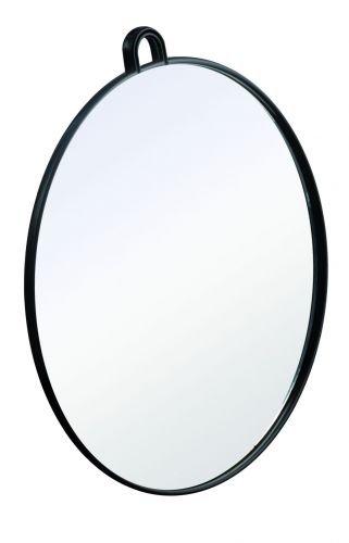 Élégant Miroir à main Argent