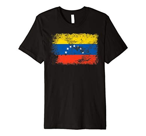 Venezuela Flagge T-Shirt   Ich bin stolz auf mein Land Tee