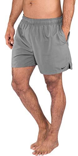 Nike MAILLOT DE BAIN POUR HOMME GRIS NESS9501071