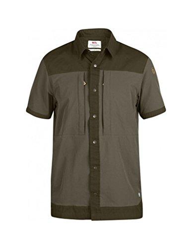 fjllrven-herren-keb-trek-shirt-ss-hemd-tarmac-2xl