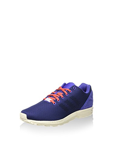 adidas ZX Flux Weave Purple Navy White Purple