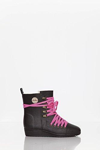 Braun SHOE black UP black LACE Footwear Gummistiefelette SHOE Gummistiefelette Footwear LACE UP Nokian Nokian qAROqX