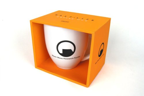 Gaya Entertainment Taza Half Life 2 Decal Black Mesa Camiseta, 001, XXX-Large (Tamaño del Fabricante:Unica) para Hombre