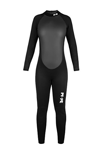 Pro Full Long Sleeve Neoprenanzug, schwarz/grau - 3