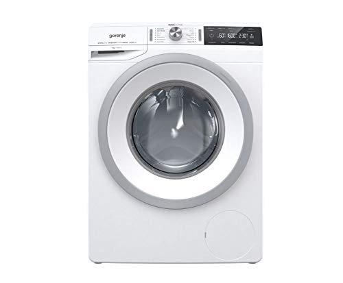 Gorenje WA966T Waschmaschine, freistehend, Frontlader, 9 kg, 1600 U/min, A+++ Weiß (freistehend,...