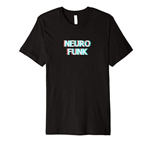Neurofunk DNB T-Shirt Hoodie, D'n'B DNB Festival Geschenk