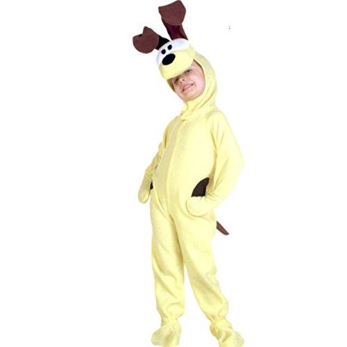 Garfield Odie Kinder Halloween Fasching Karneval Kostüm Jungen -