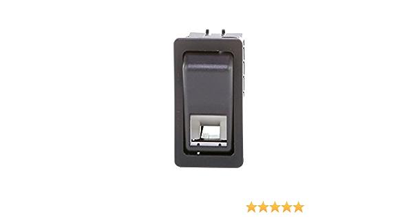 Hella 6eh 004 570 021 Schalter Kippbetätigung Ausstattungsvar I 0 Anschlussanzahl 4 Mit Komfortfunktion Auto