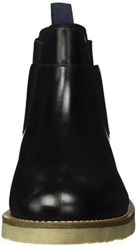 Marc O'Polo Chelsea, Bottes Classiques homme Noir - Noir (990)