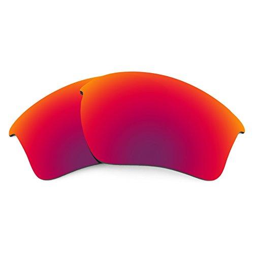 Revant Ersatzgläser für Oakley Half Jacket 2.0 XL, Nicht Polarisiert, Mitternacht Sonne MirrorShield