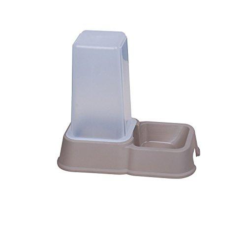 DOGI Dispensador de pienso–1,5l–gris