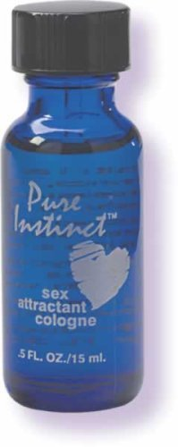 Pure Instinct pheromone Cologne  available at amazon for Rs.1171