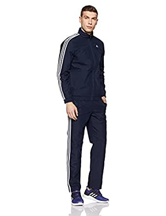 78c079b3be4 Adidas Men s Tracksuit  Amazon.in  Clothing   Accessories