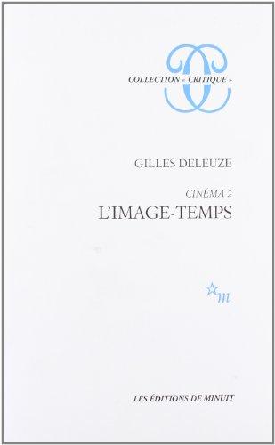 Cinéma, tome 2. L'Image-temps
