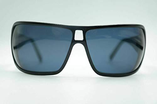 Freudenhaus Palm Beach 64[]17 Grün Schwarz oval Sonnenbrille sunglasses Neu