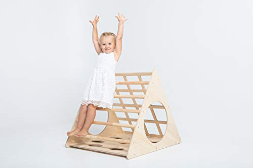 Sweet Home from wood Triangolo Pikler 70 cm