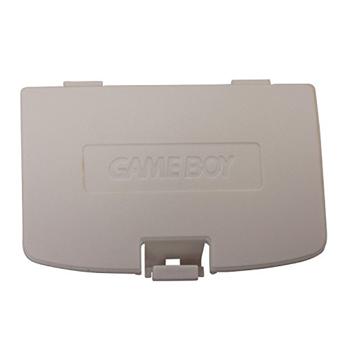 Remplacement Timorn Trappe batterie Compartiment pour Nintendo Game Boy Color (Blanc)