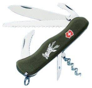 Victorinox Schweizer Taschenmesser Hunter OD  im Test