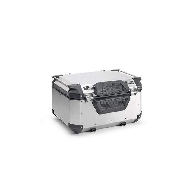 Case Bmw Aluminium Plaque Valise Monokey R Support Givi Top Avec O0wnP8k
